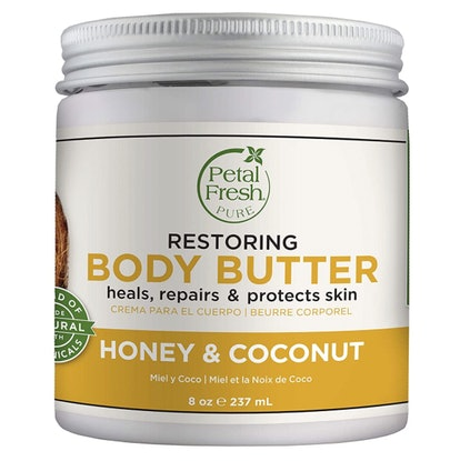 Petal Fresh Honey & Coconut Body Butter, 8 Oz.