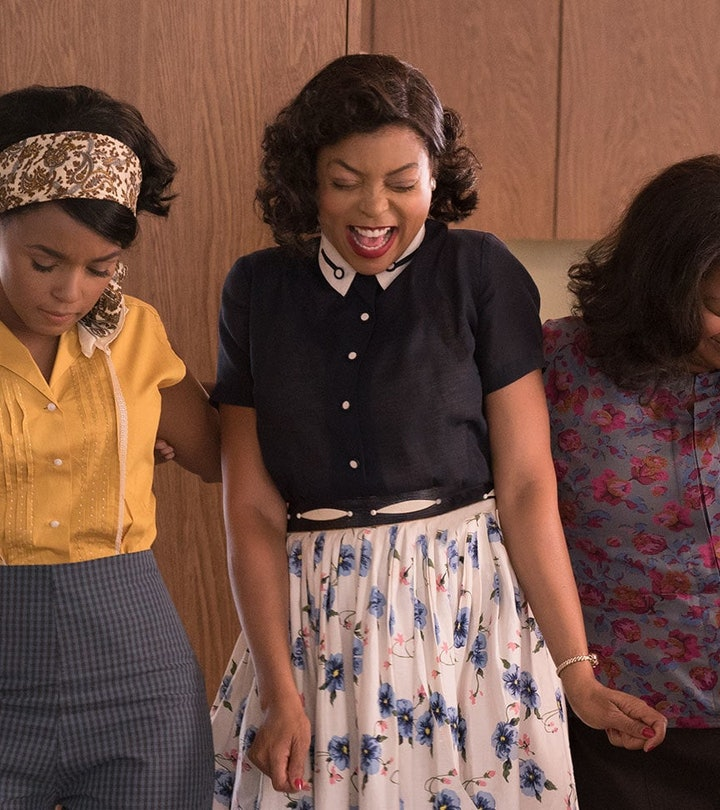 'Hidden Figures' is one of many incredible movies about Black history to watch with your family.