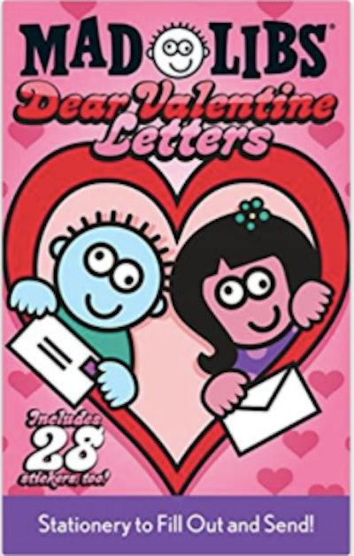 Dear Valentine Madlibs