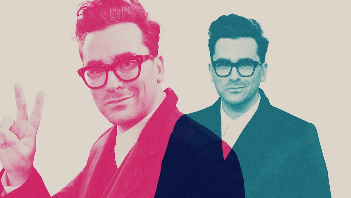 Dan Levy, who in 2021 is hosting 'SNL' and starring in a Super Bowl ad