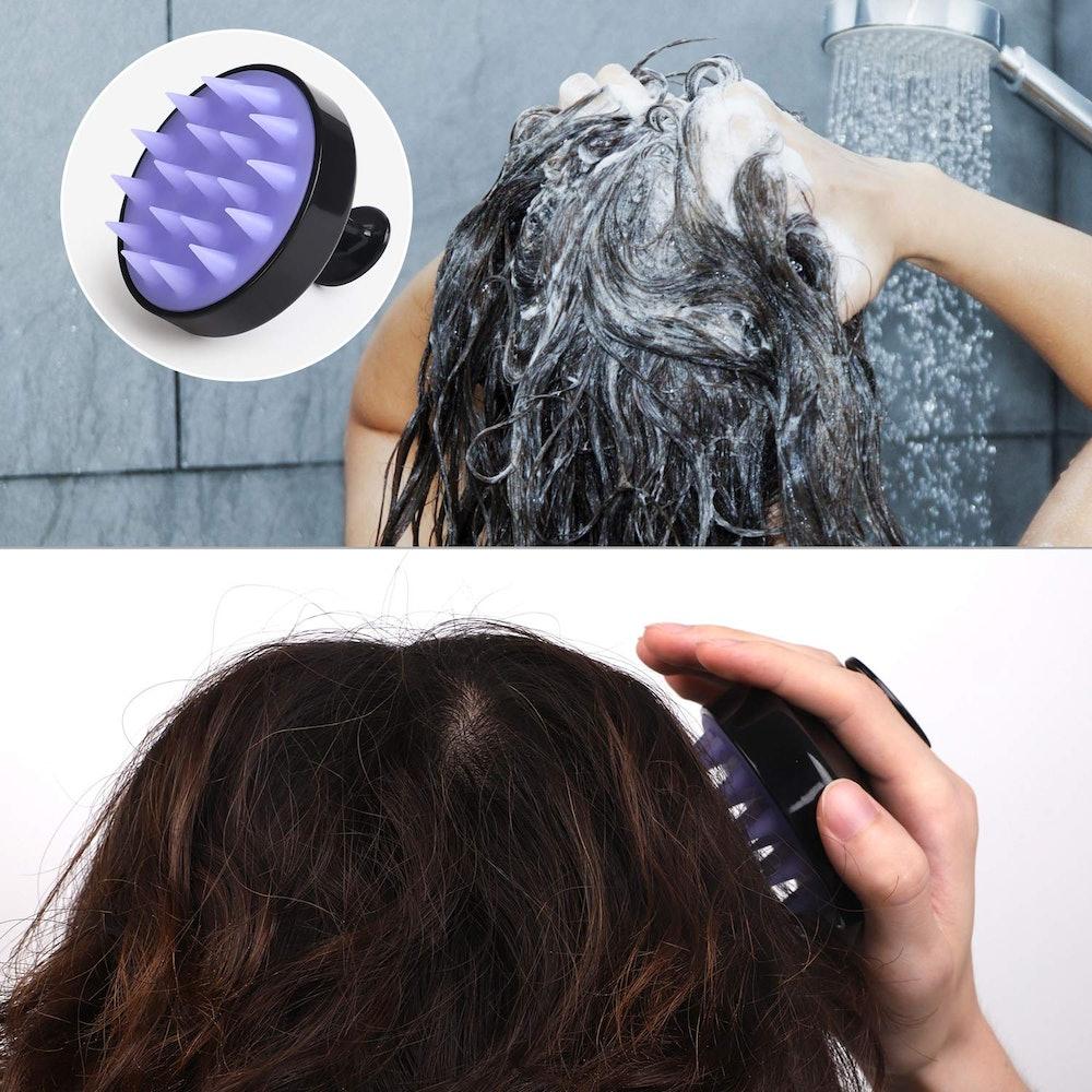 HEETA Hair Shampoo Brush