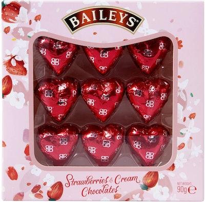 Bailey's Strawberries & Cream Chocolates