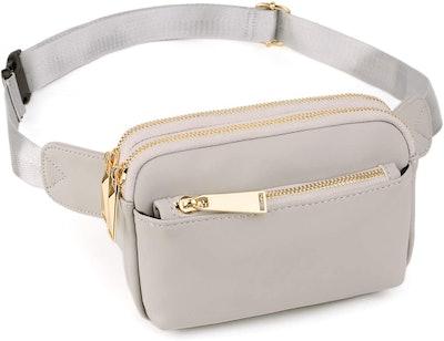 UTO Vegan-Leather Belt Bag