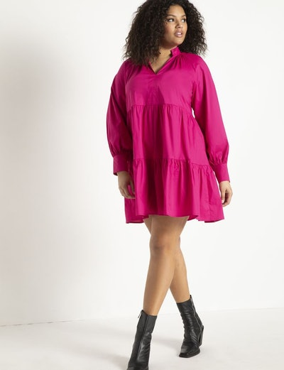 Tiered Easy Dress