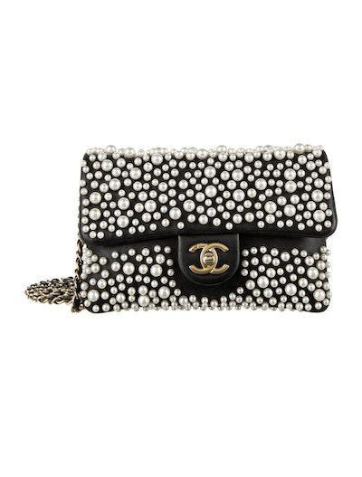 Chanel Paris-Dubai Pearly Flap Wallet on Chain