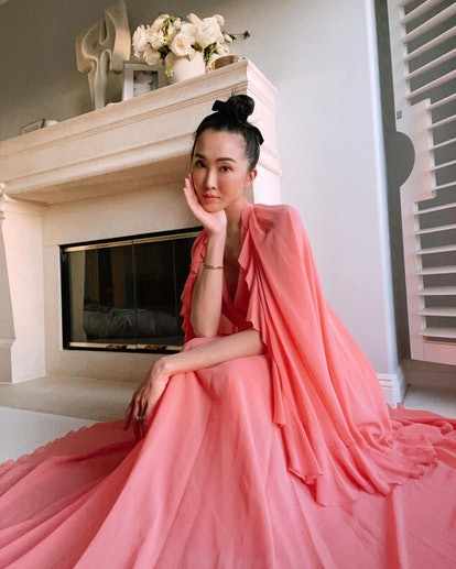 Chriselle Lim's fashion style.