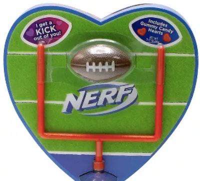 Valentine Nerf Game