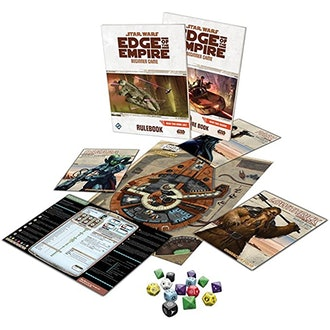 Fantasy Flight Games: Star Wars: Edge Of The Empire