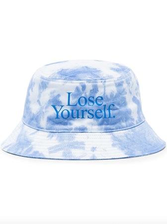 Lose Yourself Tie-Dye Bucket Hat
