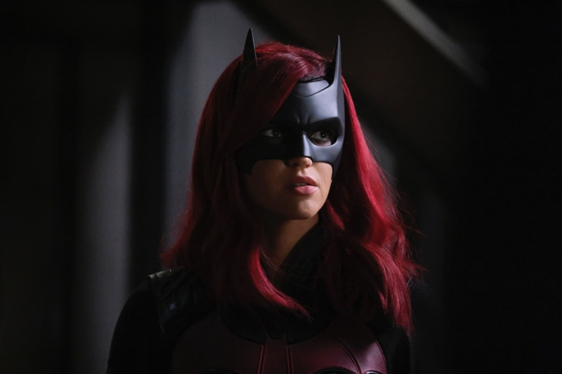Kate Kane in 'Batwoman,' via CW press site.