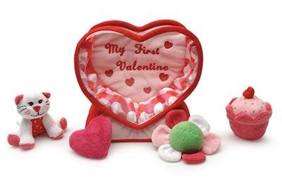 Baby's My First Valentine's Day Playset
