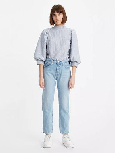 501 Originals Cropped Women's Jeans