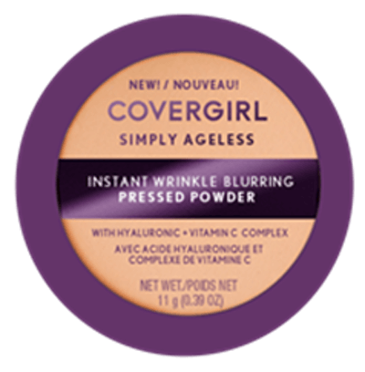 Simply Ageless Instant Wrinkle Blurring Powder