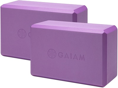 Gaiam Yoga Blocks (Set of 2)