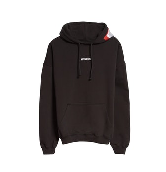Logo Patch Hoodie