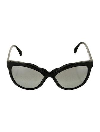 Cat-Eye CC Sunglasses