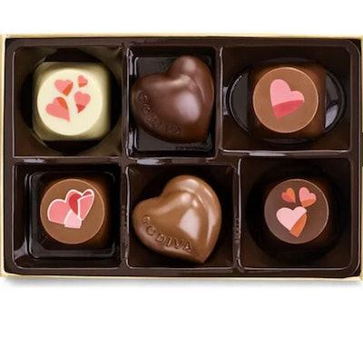 Valentine's Day Assorted Chocolate Gift Box