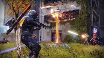 destiny 2 multiplayer crucible launch