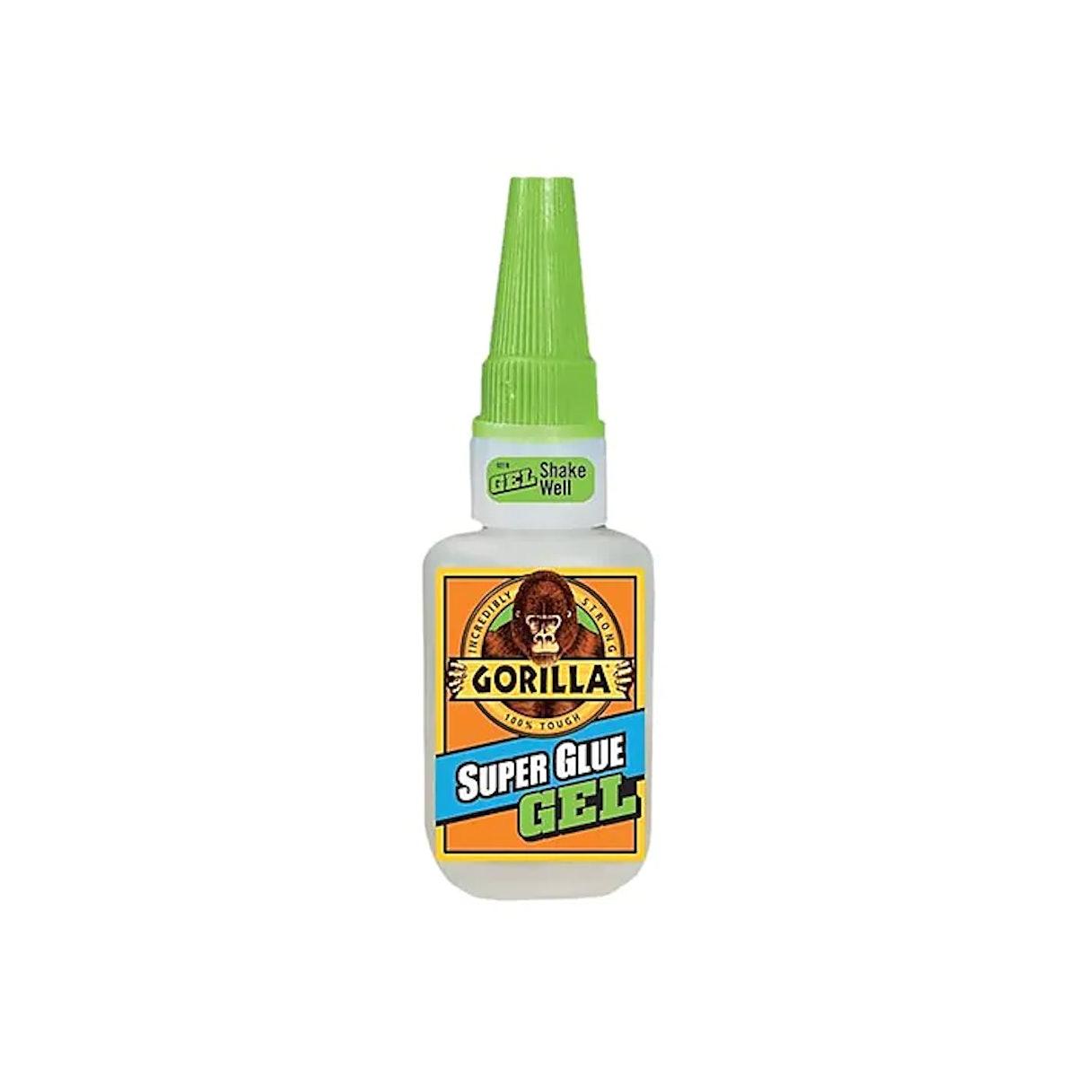 Gorilla Gel Permanent Super Glue