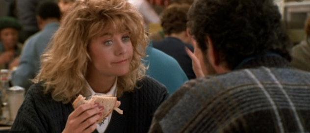 Meg Ryan and Billy Crystal star in 'When Harry Met Sally.'
