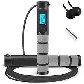 Wastou Digital Weighted Jump Rope