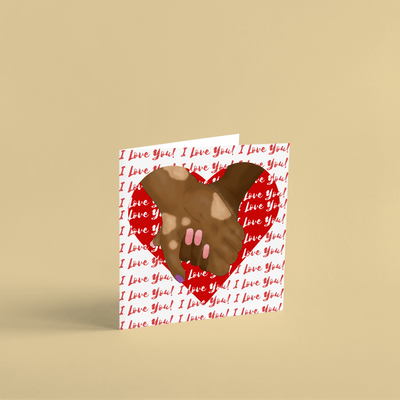 Winnie Card