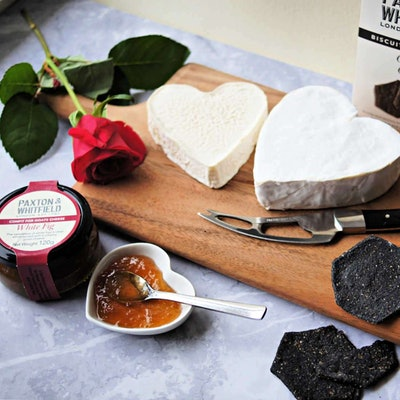Valentine's Cheese Collection