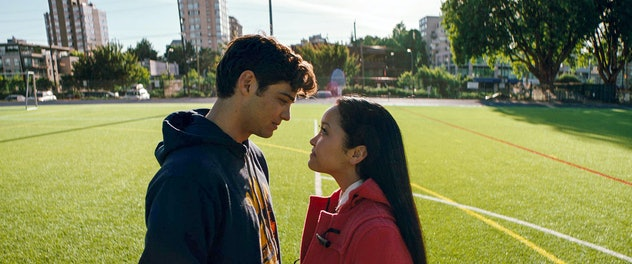 'To All The Boys I've Loved Before' is based on a bestselling book and streaming on Netflix.