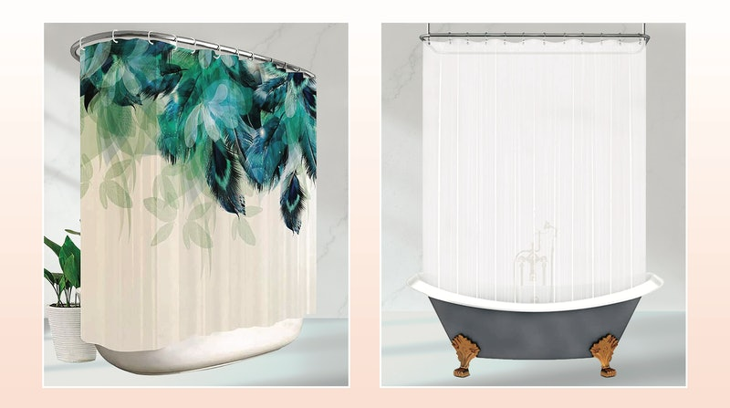 Best Shower Curtains For A Clawfoot Tub