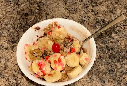 My version of Selena Gomez's sundae.