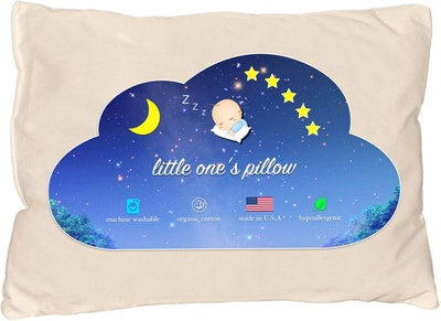 Little One's Pillow Toddler Pillow (13 x 18 inches)