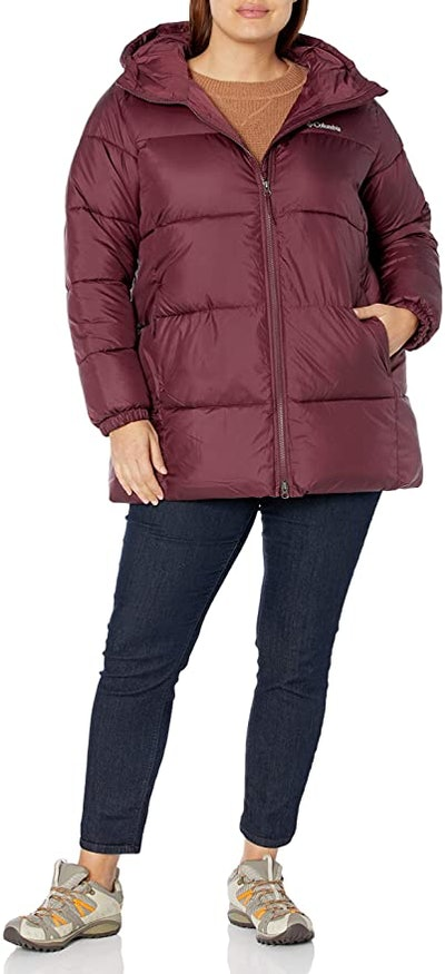 Columbia Puffect Mid-Hooded Jacket