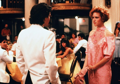Scene from 'Pretty in Pink'
