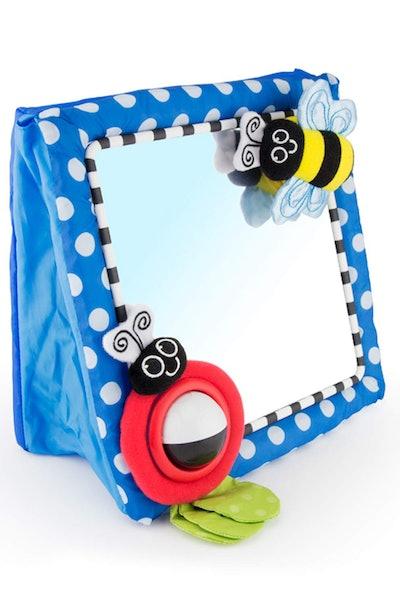 Sassy Tummy Time Floor Mirror