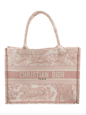 2020 Small Toile du Jouy Book Tote