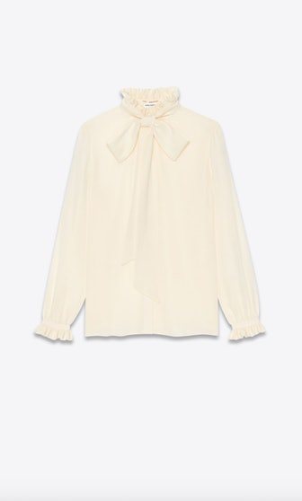Blouse In Silk