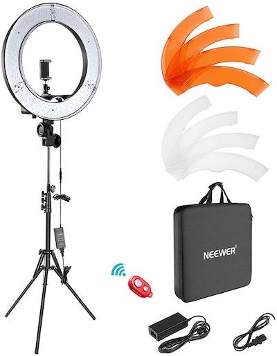 Neewer Pro 18-Inch LED Ring Light Kit