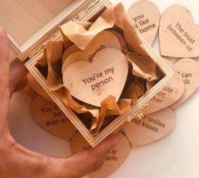 Reasons Why I Love You Box