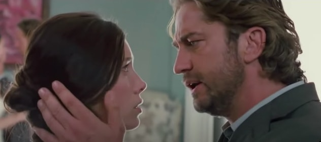 Gerard Butler and Jessica Biel star in 'Playing for Keeps.'