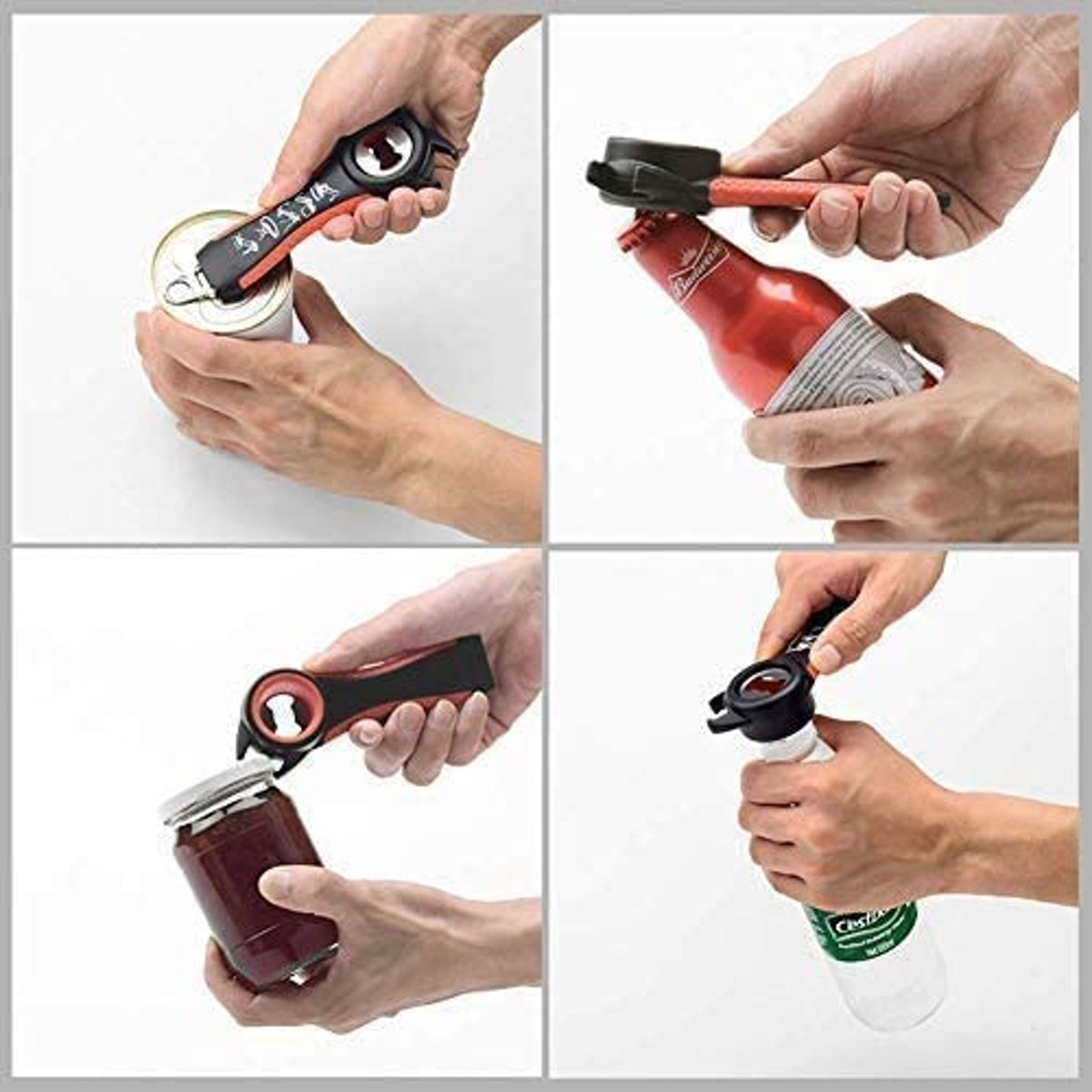 RUYE Multi-Jar Opener