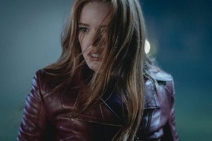 Abigail Cowen plays Bloom in 'Fate'.