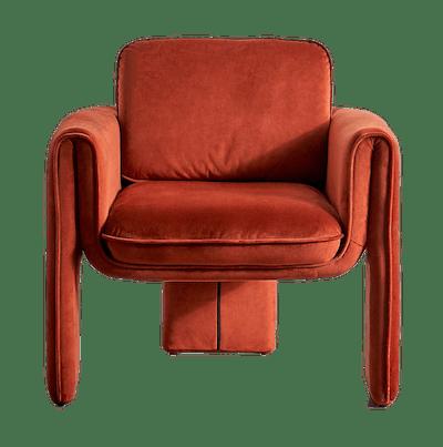 Floria Velvet Chair