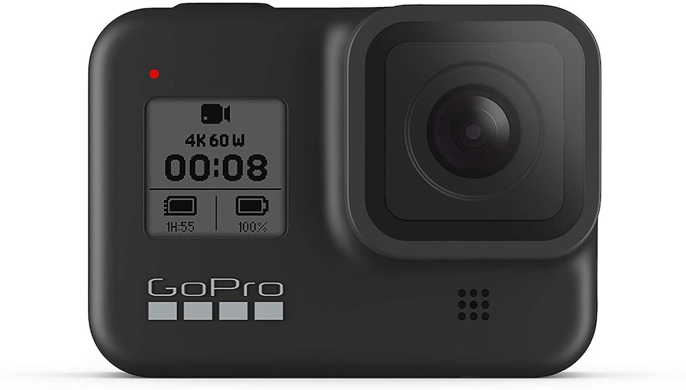 GoPro HERO8 Black - Waterproof Action Camera with Touch Screen 4K Ultra HD