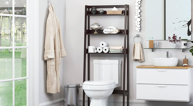 Best Over-The-Toilet Storage