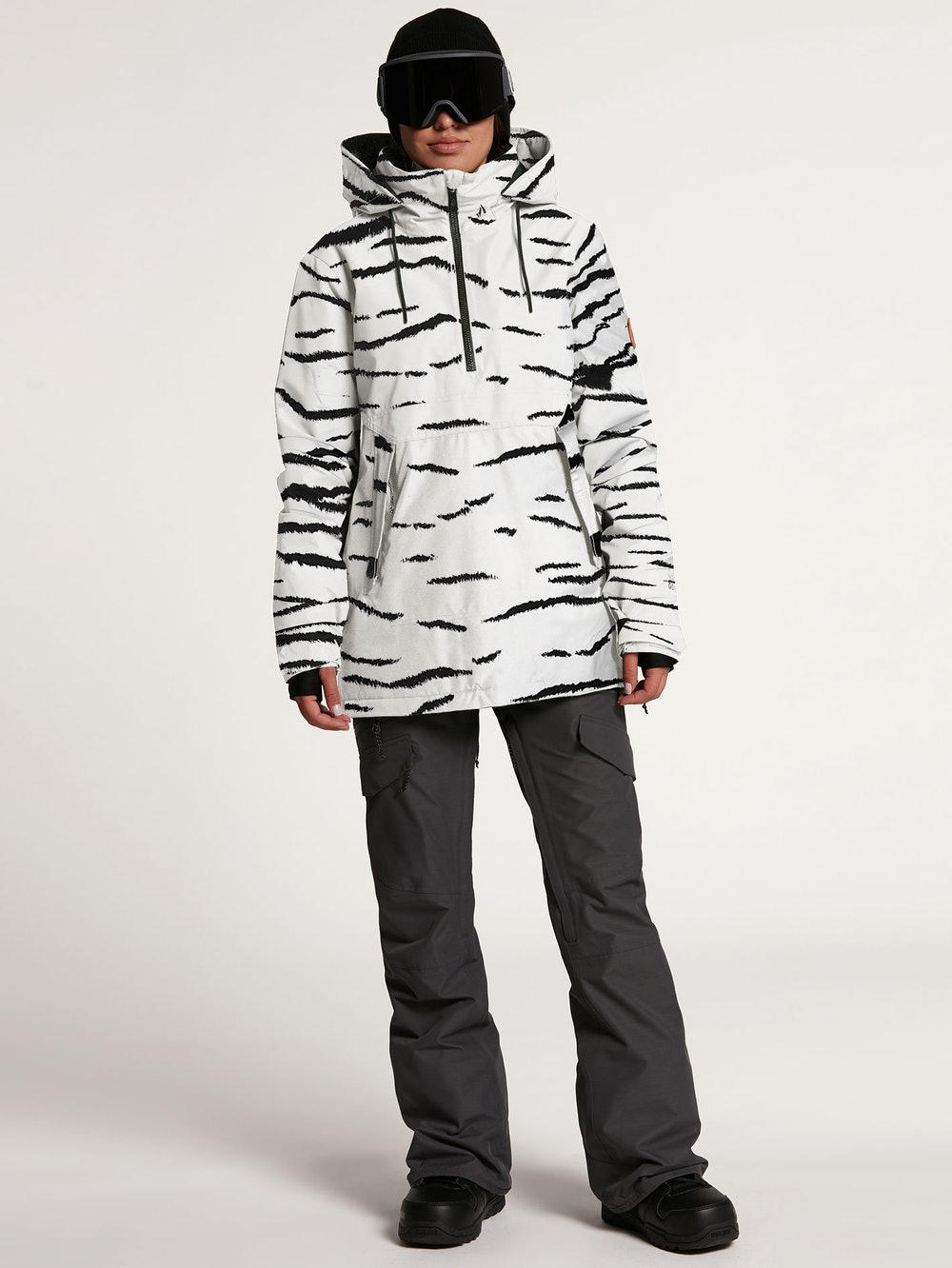 FERN INSULATED GORE-TEX PULLOVER