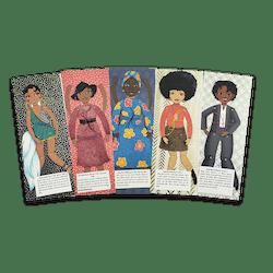 Black History Paper Dolls