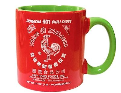 Sriracha Hot Sauce Mug