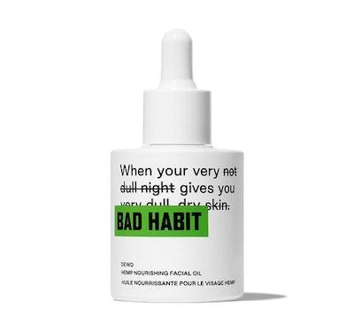 Bad Habit Dewd Hemp Nourishing Face Oil