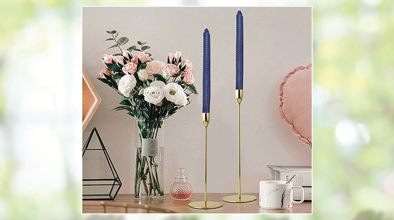 best dripless taper candles amazon