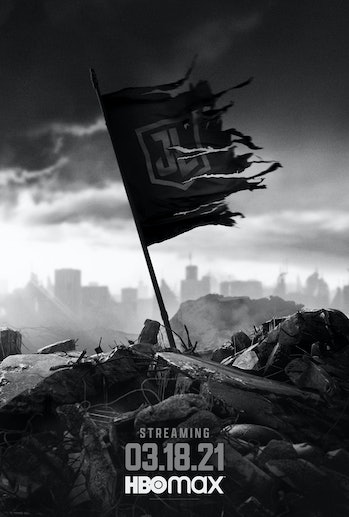 Justice League Snyder Cut Posters